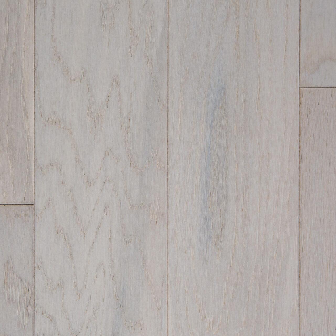 Wood Parquet Flooring - Double-White