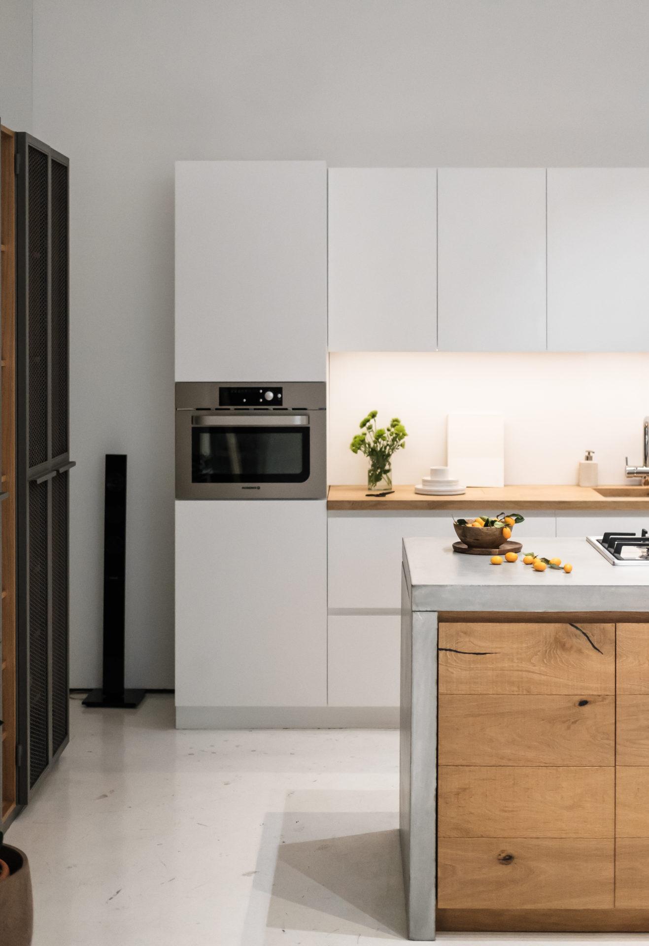 the lifestyle kitchen by KITMO