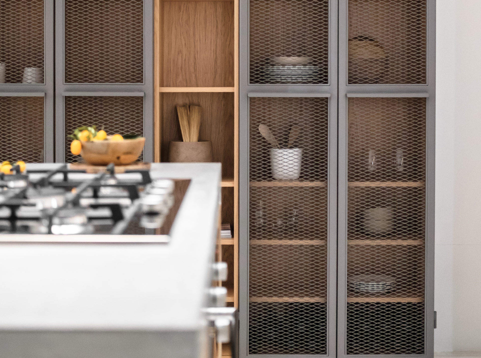 the lifestyle kitchen by KITMO