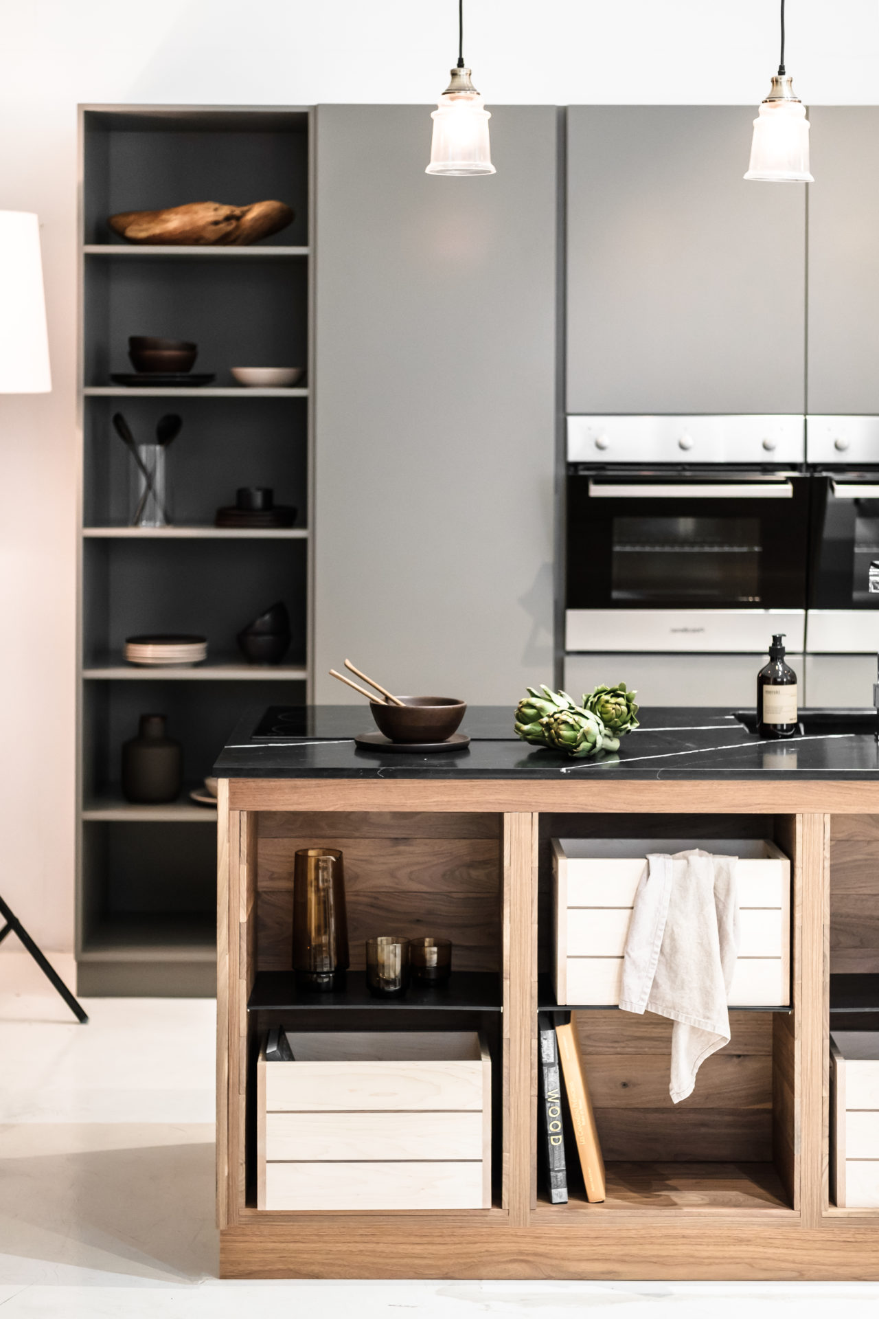 kitchen design - The vogue kitchen by KITMO