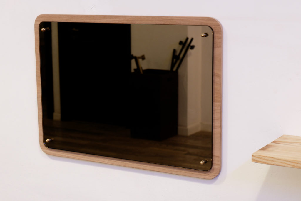 Furniture design - RECTANGULAR MIRROR