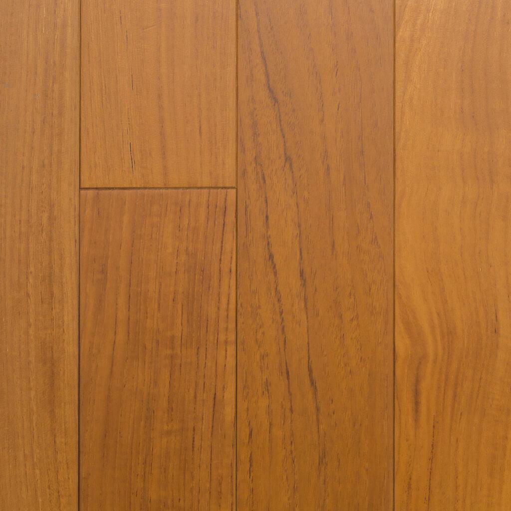 Burma Teak Wood Flooring by Kitmo
