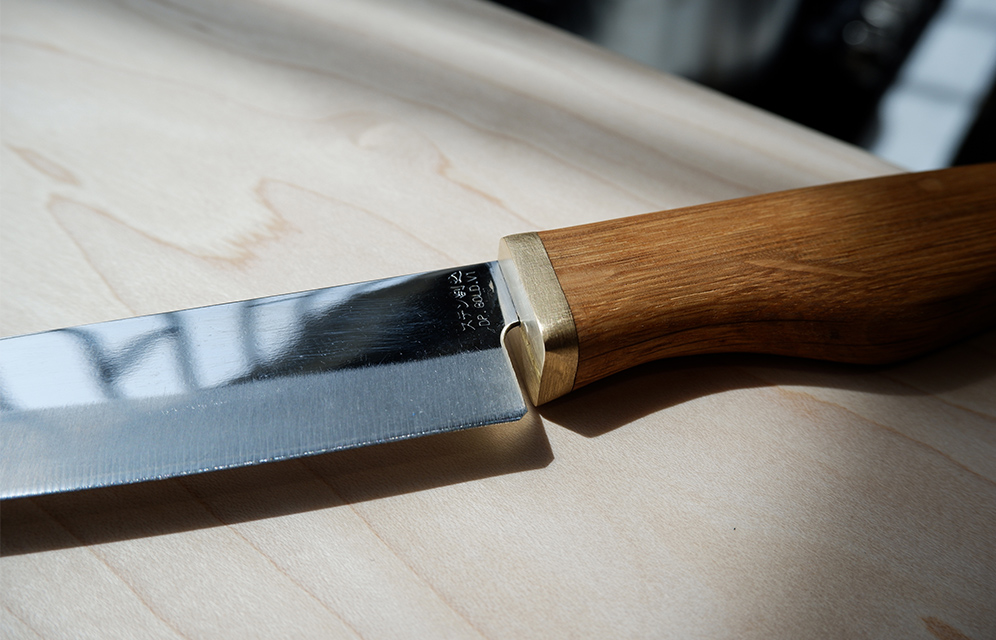 kitmo kitchen accessories knife with Japanese blade