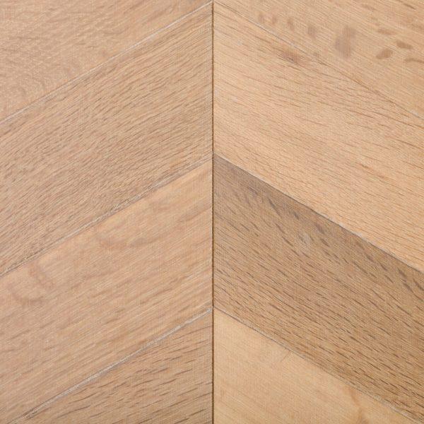 Wood Parquet Flooring - Chateau-Chevron