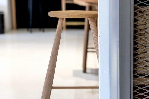 Bar stool - the origin stool