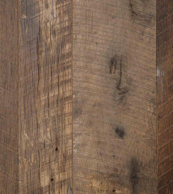 Salvaged Oak Raw - Parquet Flooring selection