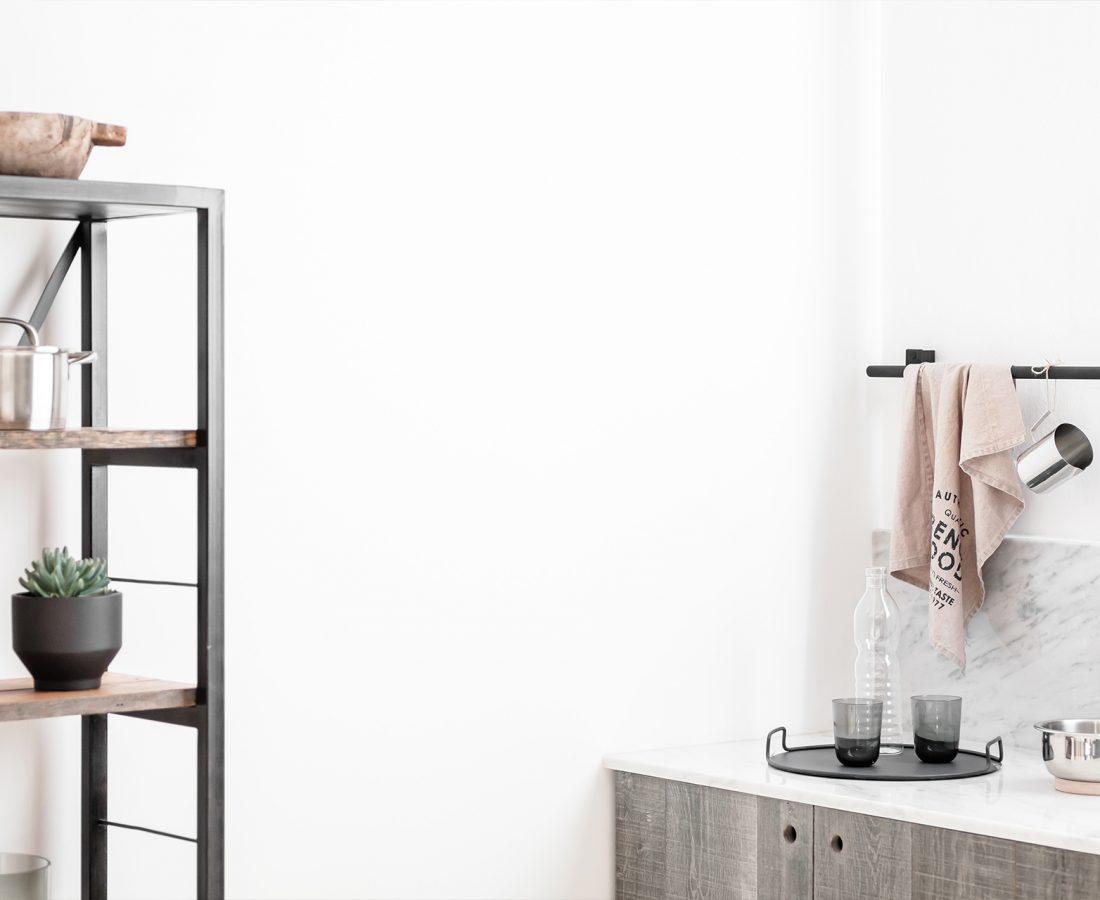 The urban kitchen design by kitmo