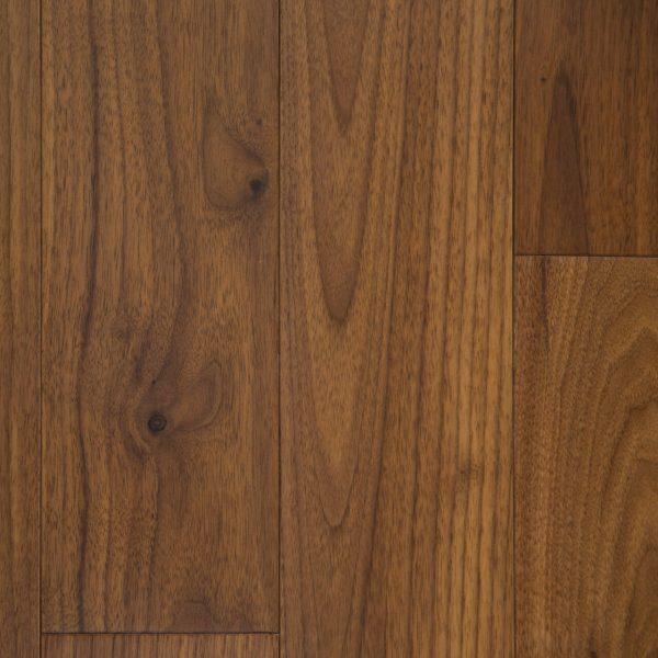 Wood Parquet Flooring - Walnut Glam