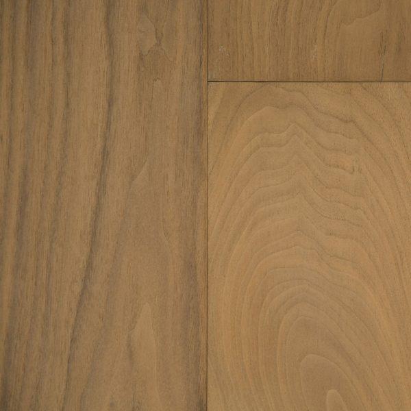 Wood Parquet Flooring - Walnut Matt