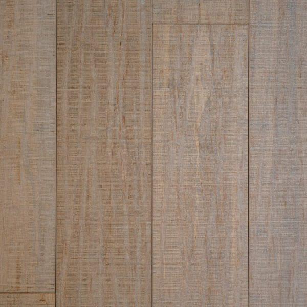 Wood Parquet Flooring - White Washed